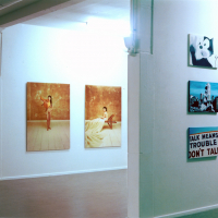Installation view, Disposition # 1